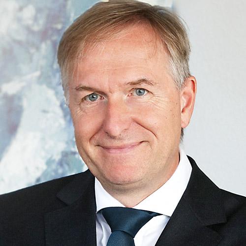 Portrait Dr. Ottmar Franzen