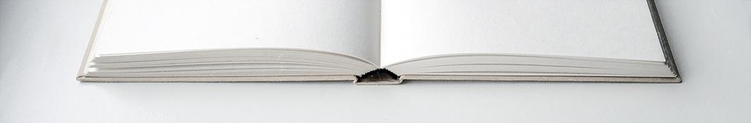 offenes Buch für Glossar