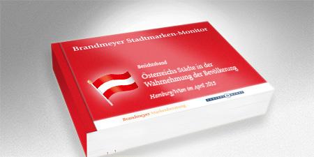 Brandmeyer Stadtmarken-Monitor Österreich 2015