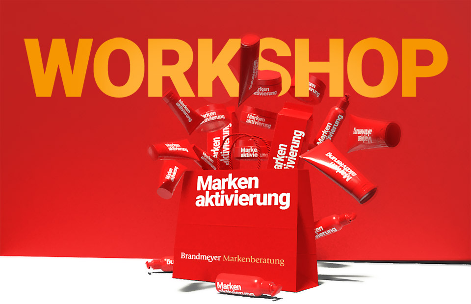 Titelbild Workshop Markenaktivierung