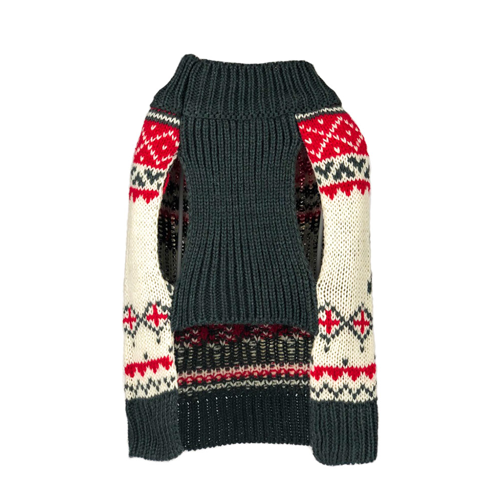Festive Moose Sweater