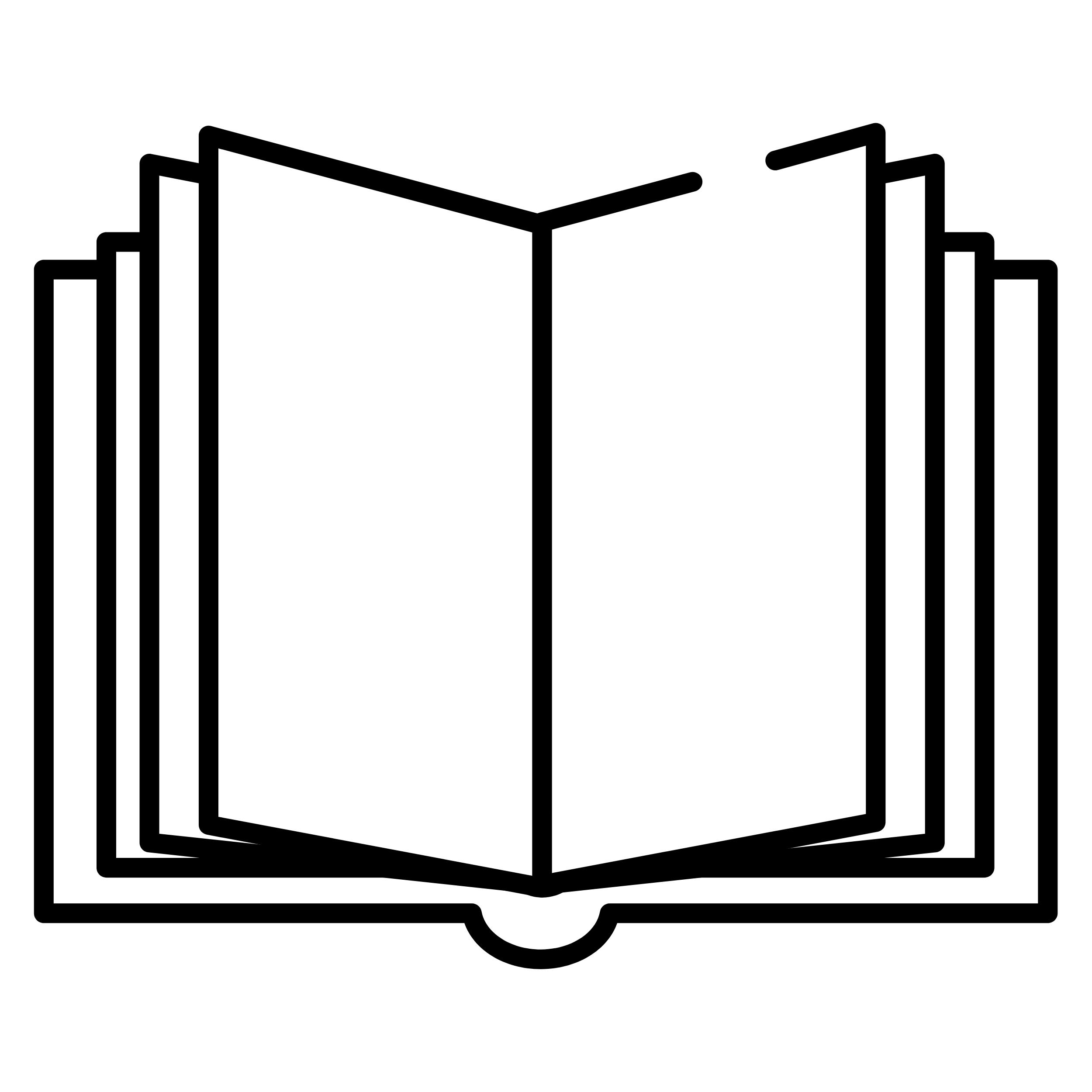 Skizze eines Buches
