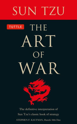 Image result for Art of War by Sun Tzu.