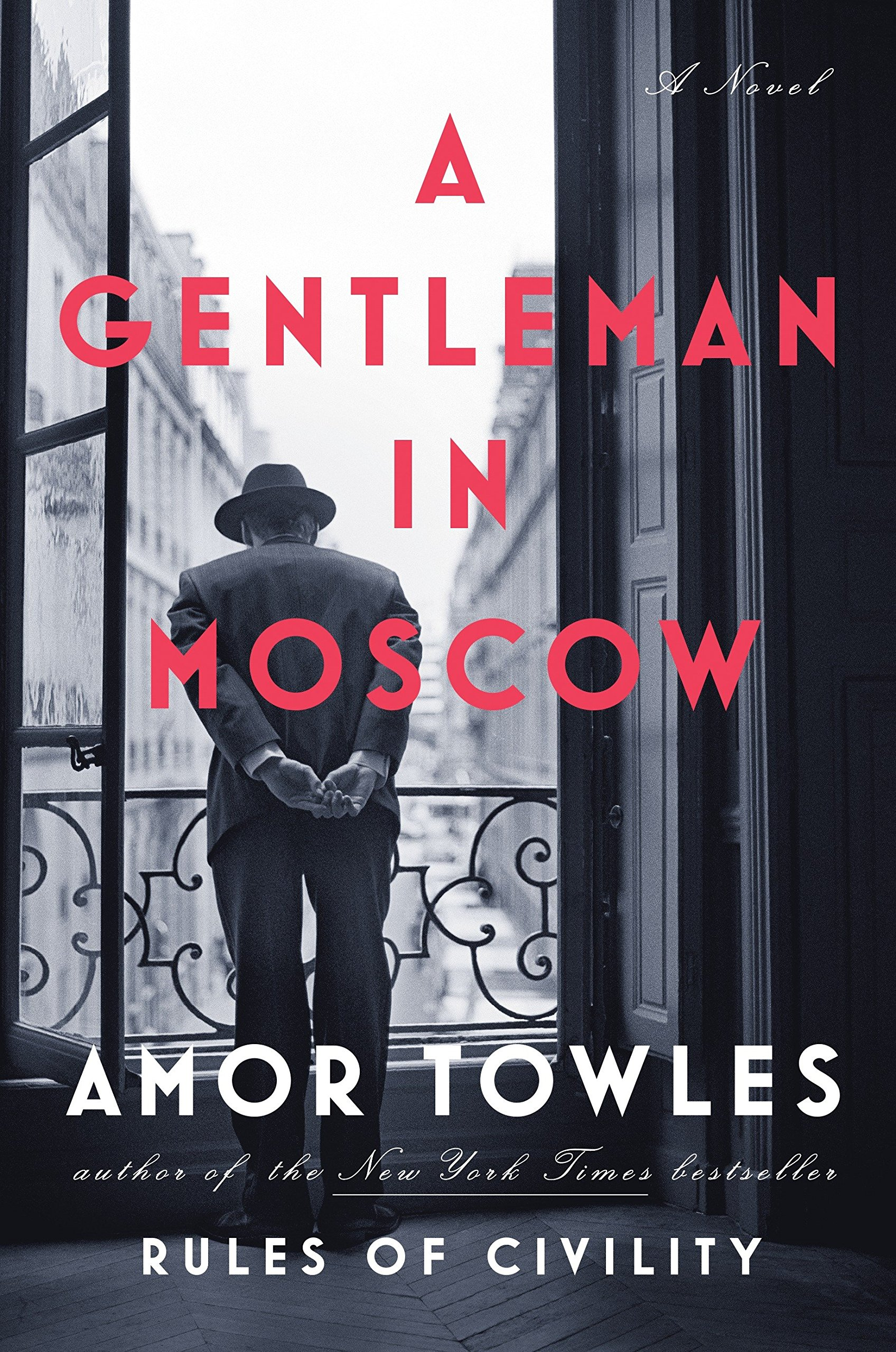 Image result for a gentleman in moscow book