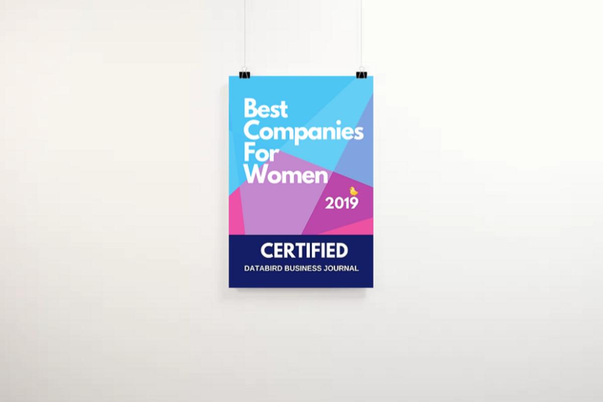 Best Companies for Women 2019
