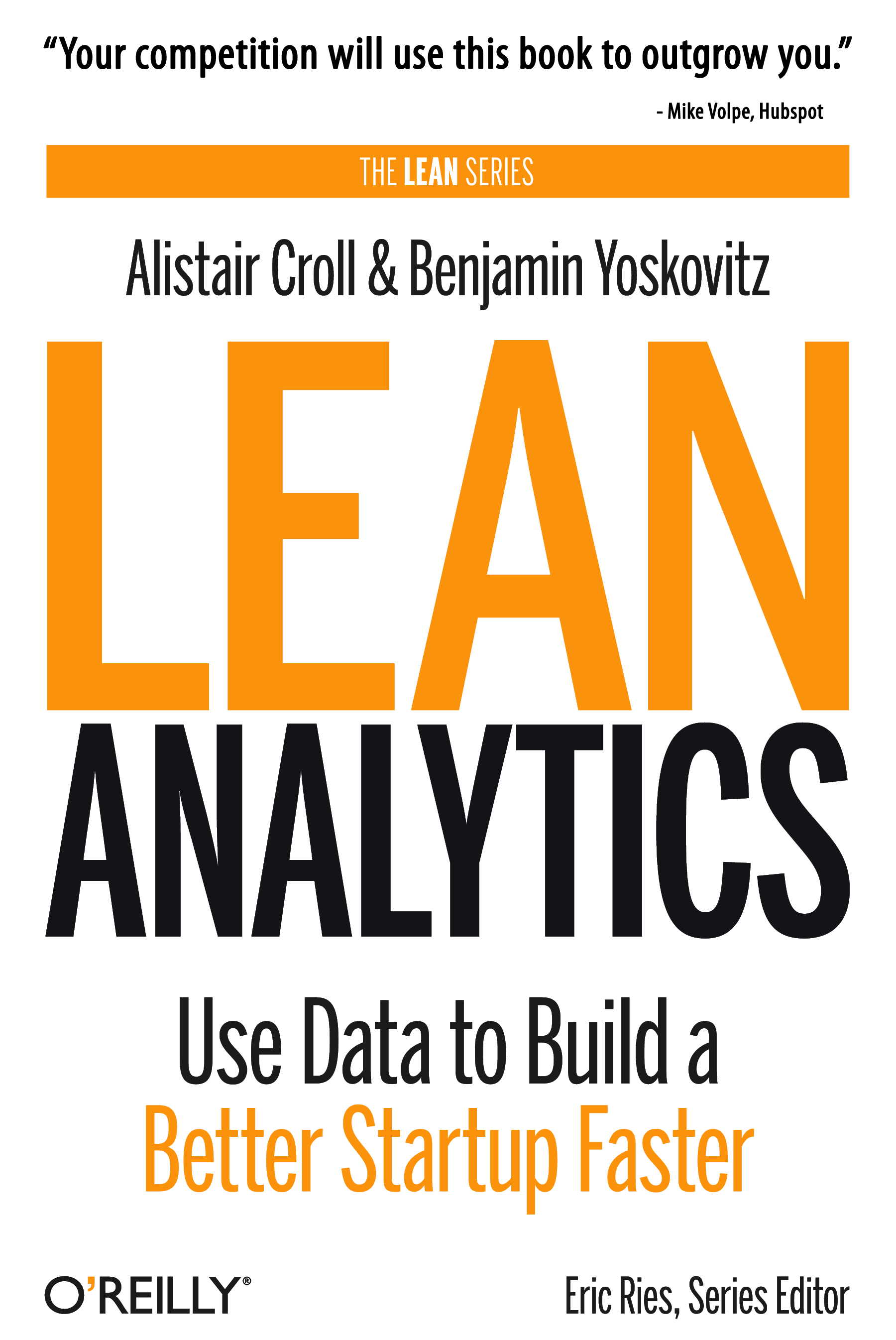Image result for lean analytics book