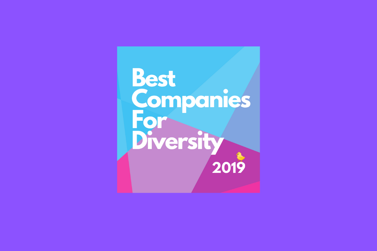Best companies for Diversity 2019