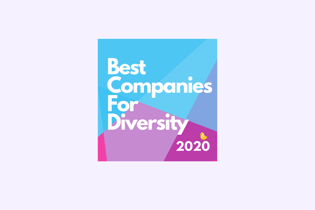Best Companies for Diversity 2020