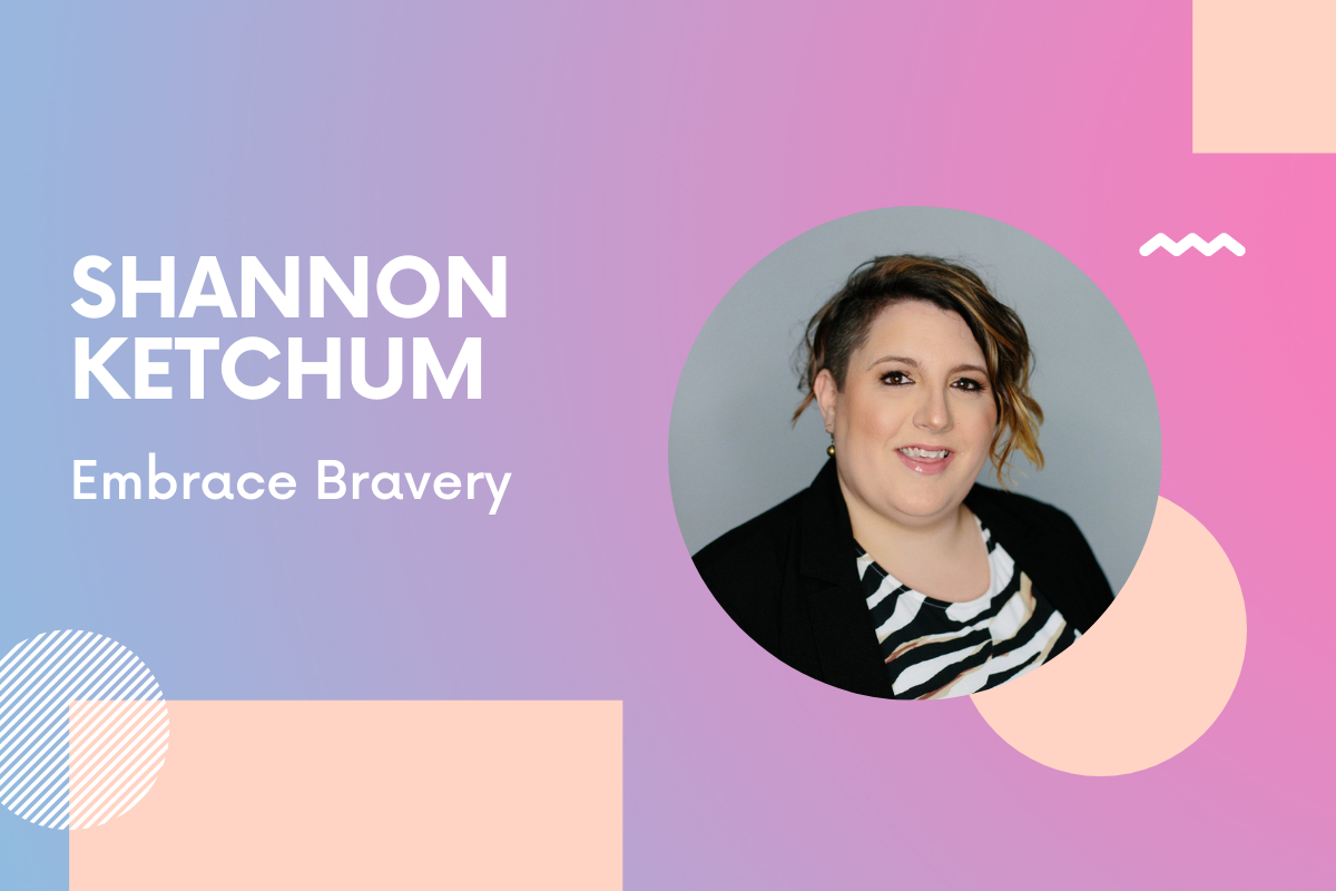 Embrace Bravery Founder Shannon Ketchum: 'My goal is to support women on the infertility journey'