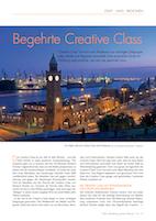 Begehrte Creative Class