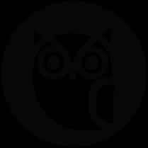 Owl by Oksana Latysheva from the Noun Project