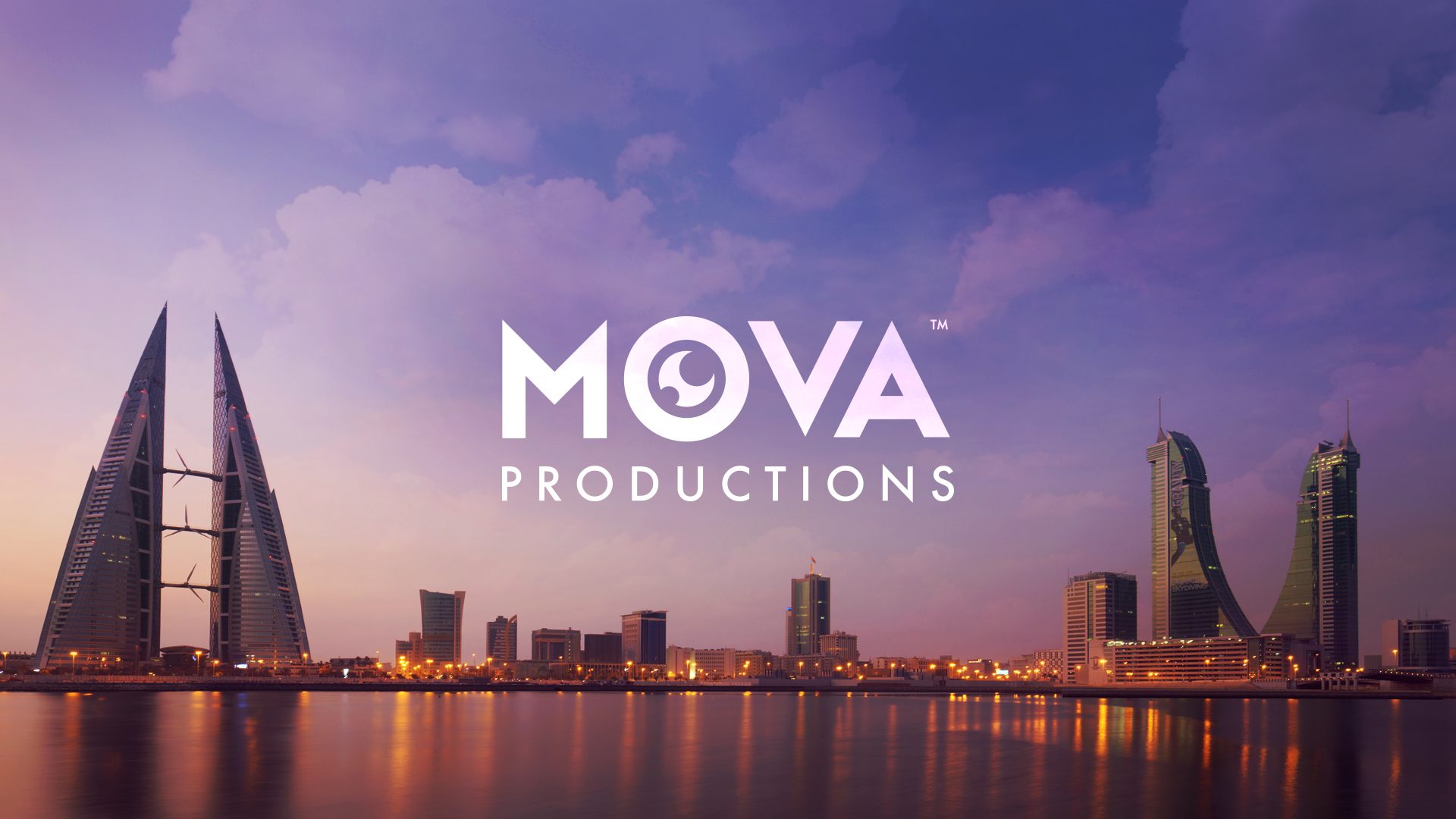 MOVA production logo