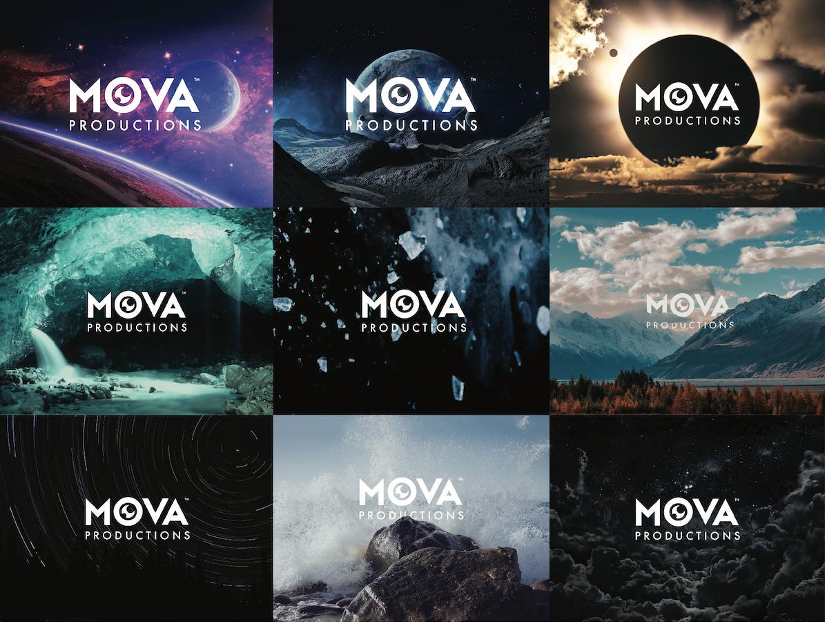 MOVA Production Logo Variation
