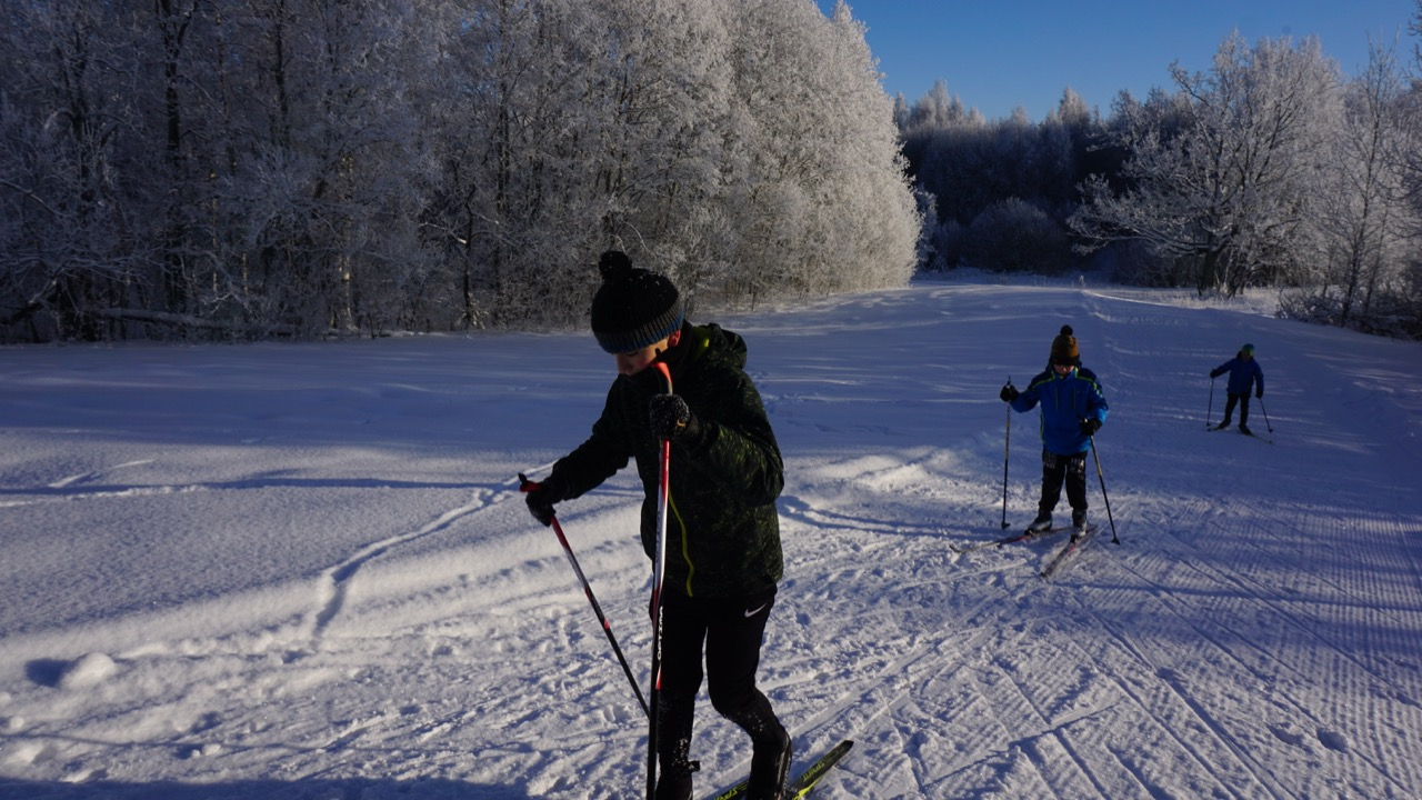 Latvijas Kanoe federācijas rīko nometni Vanagkalnā