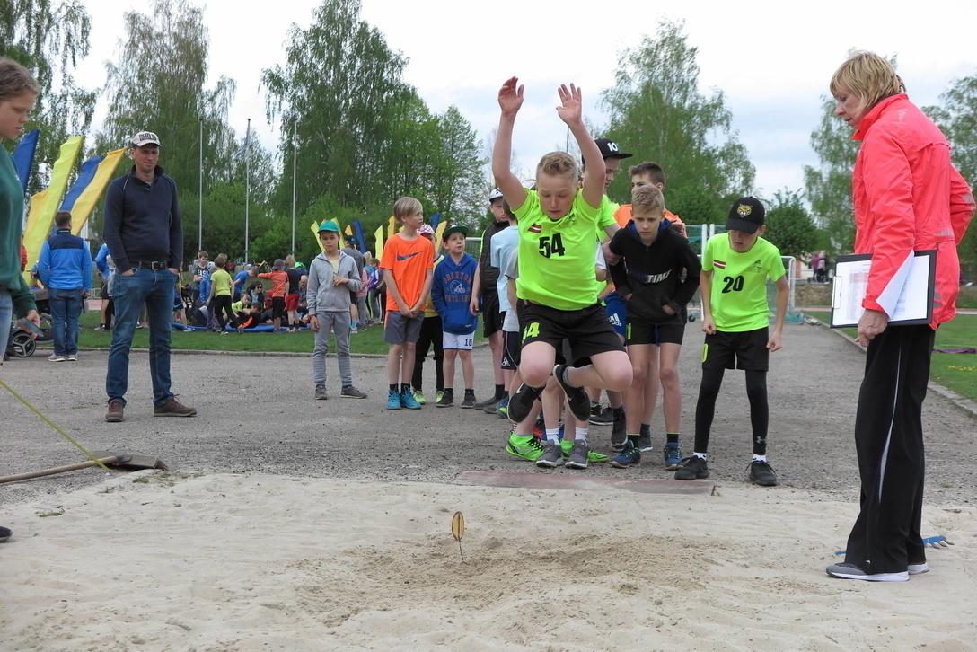 Pirmās sacensības Ozolnieku Sporta skolā!
