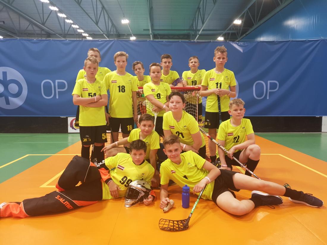Tallink Floorball florbola festivāls