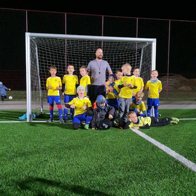 Futbolisti uzsāk dalību LFF Zemgales reģiona čempionātu telpu futbolā
