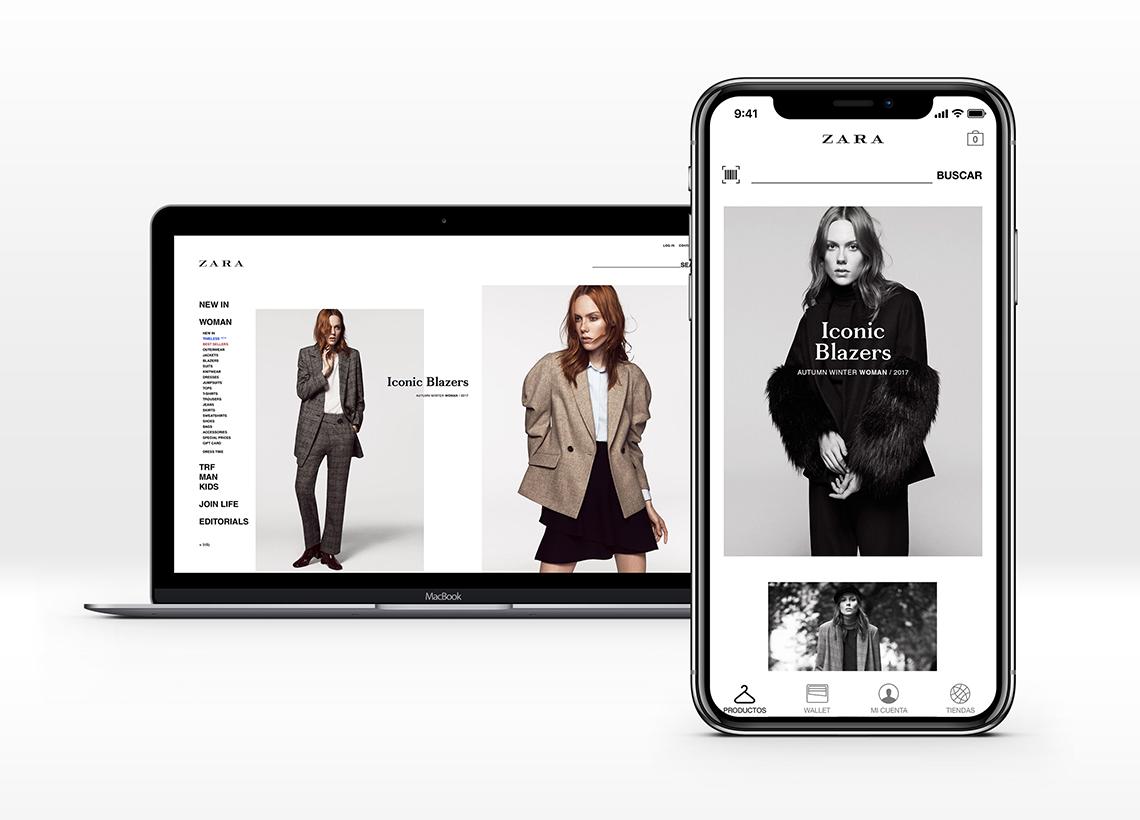 Zara project image 2, by The Agile Monkeys