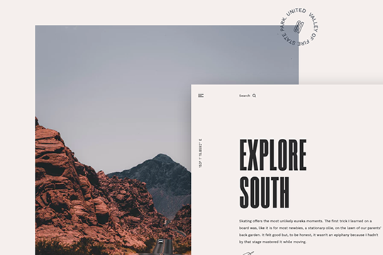 Explore South