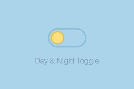 Day & Night Toggle