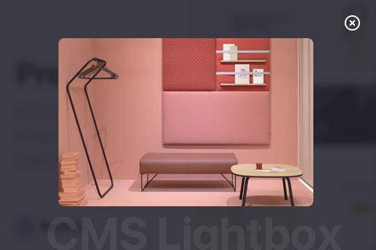 CMS Lightbox