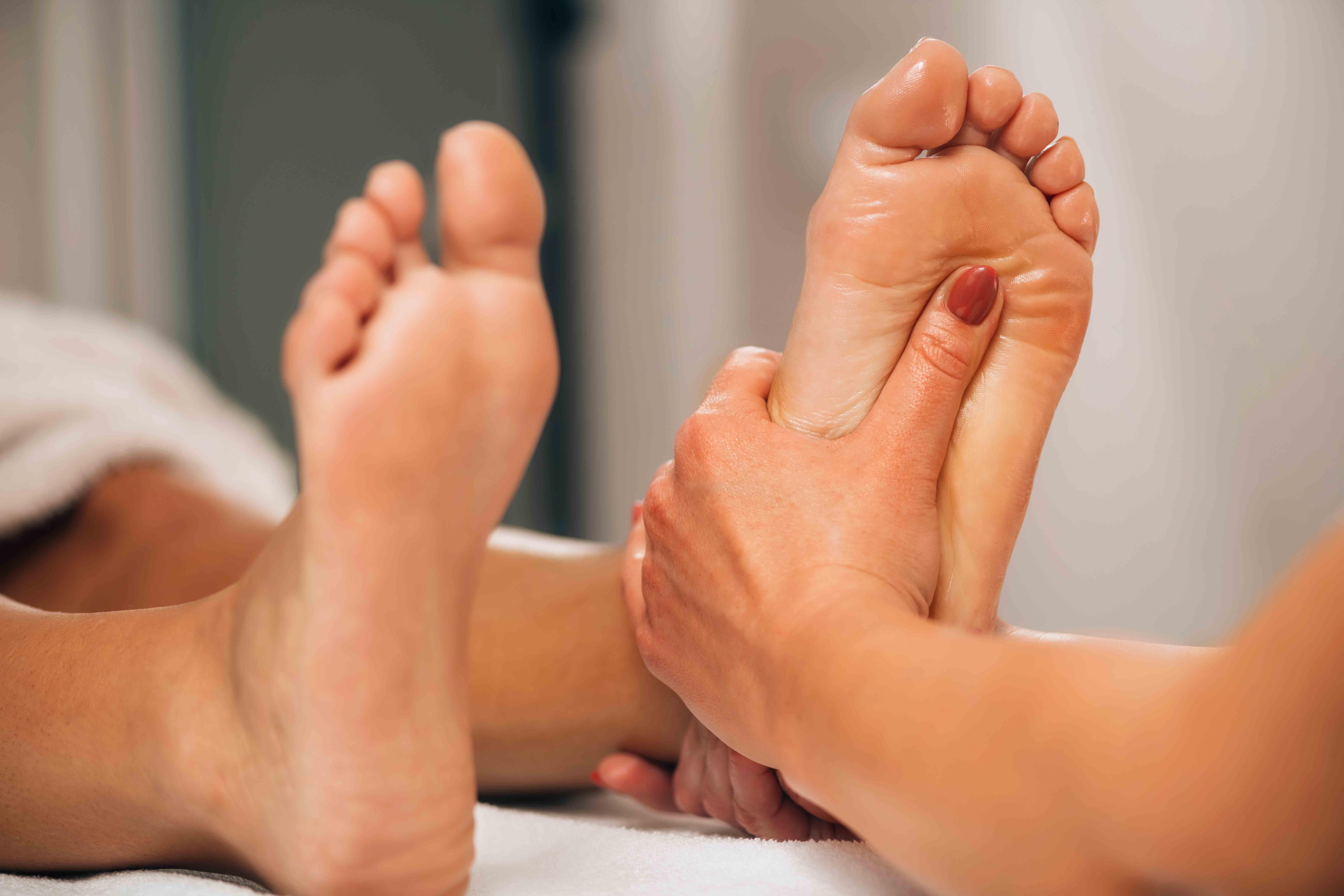 Reflexology Foot Treatment