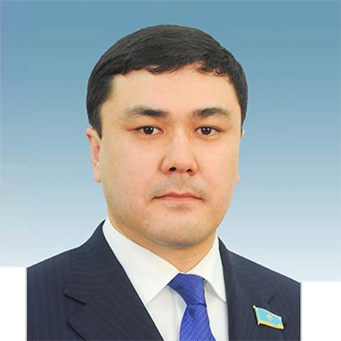 Макен Бахтияр Макенович