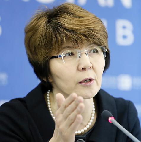 Махмутова Меруерт Маутхановна