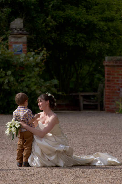 Hodsock Priory Wedding Photography - Helen & James Cont'd