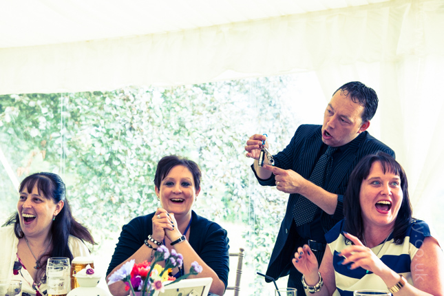 West Midlands Wedding Entertainment - Magician Photography