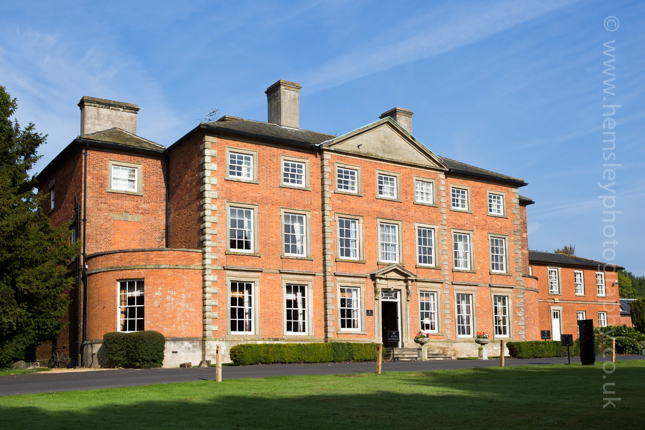 Ansty Hall Hotel Wedding Venue