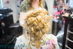 Time For Bridal Prep - Warwickshire Wedding Photography