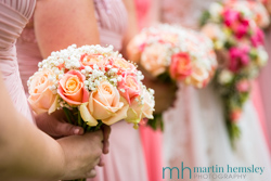 Wedding Bouquets - Warwickshire Wedding Photography