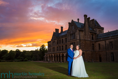 Becki & Jason - Walton Hall Wedding
