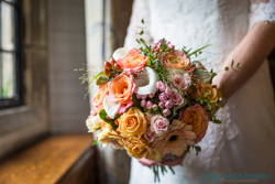 Camilla's Bouquet - Mallory Court Wedding