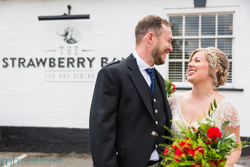 Claire & Craig's Strawberry Bank Hotel Wedding