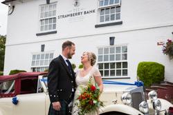 The Strawberry Bank - Wedding Photographer