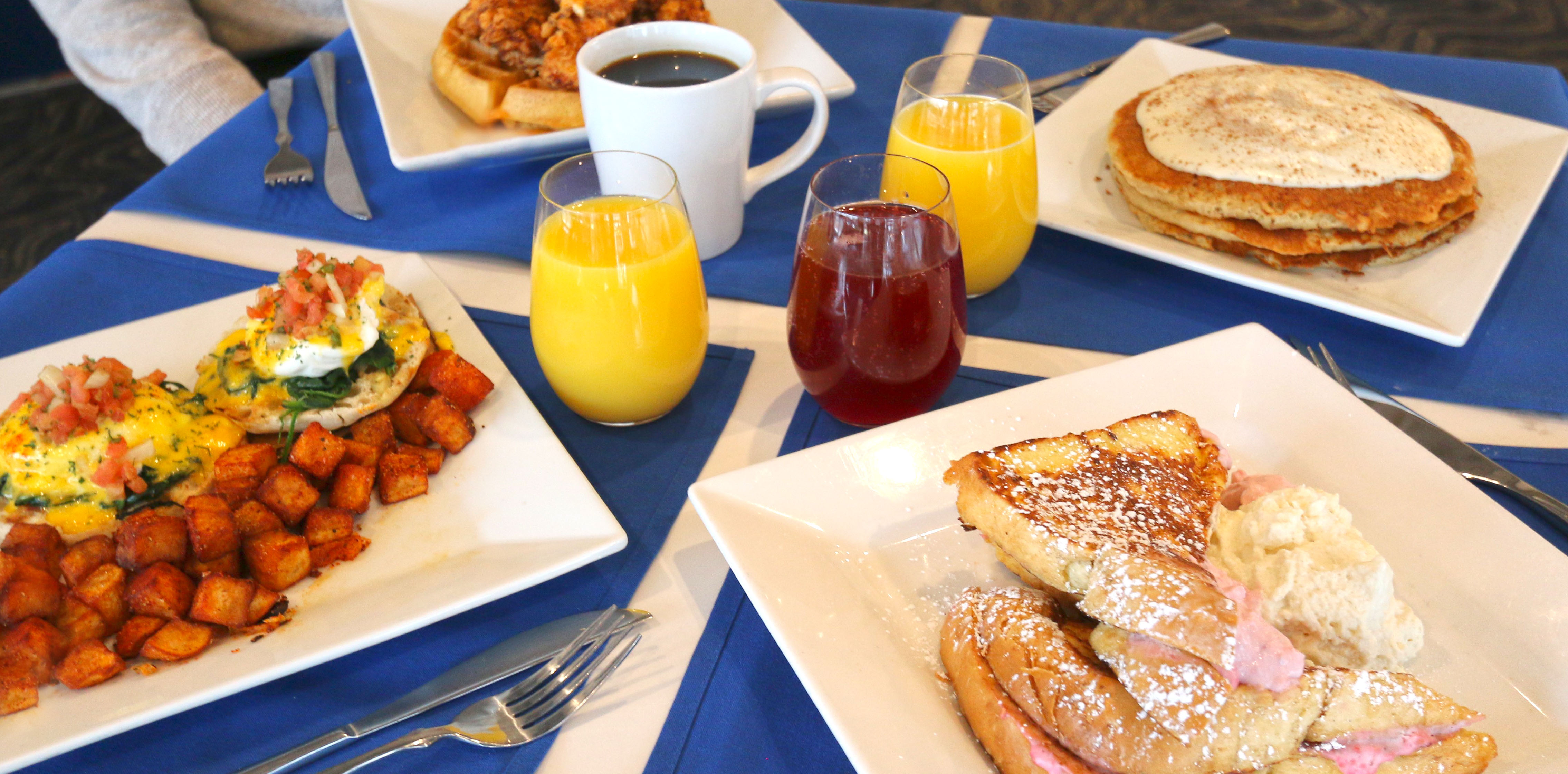 Buffalo's Best Brunch Spot- Panos on Elmwood