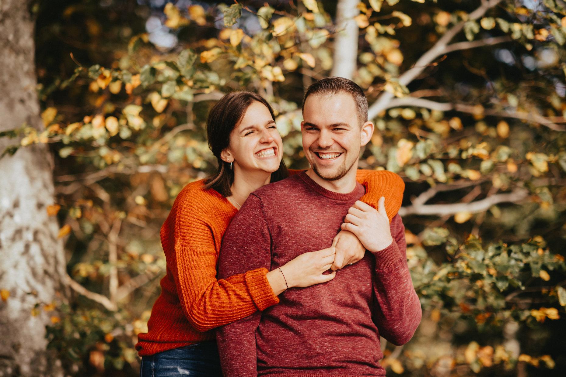 Frisch verlobt - Paarshooting