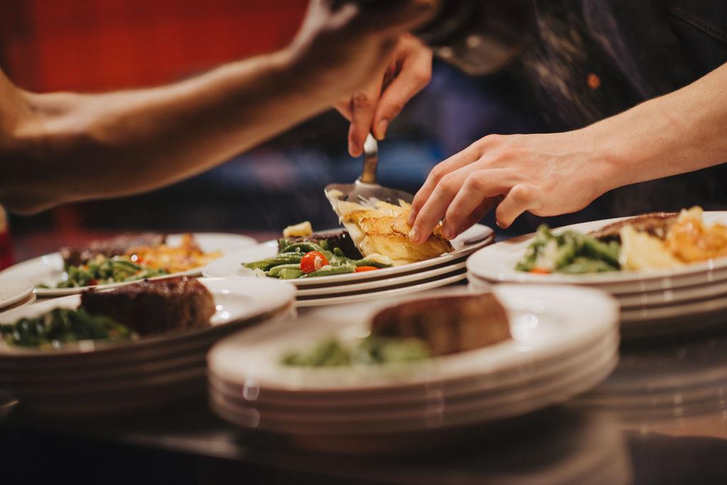 Handwerk - Köche bei der Arbeit