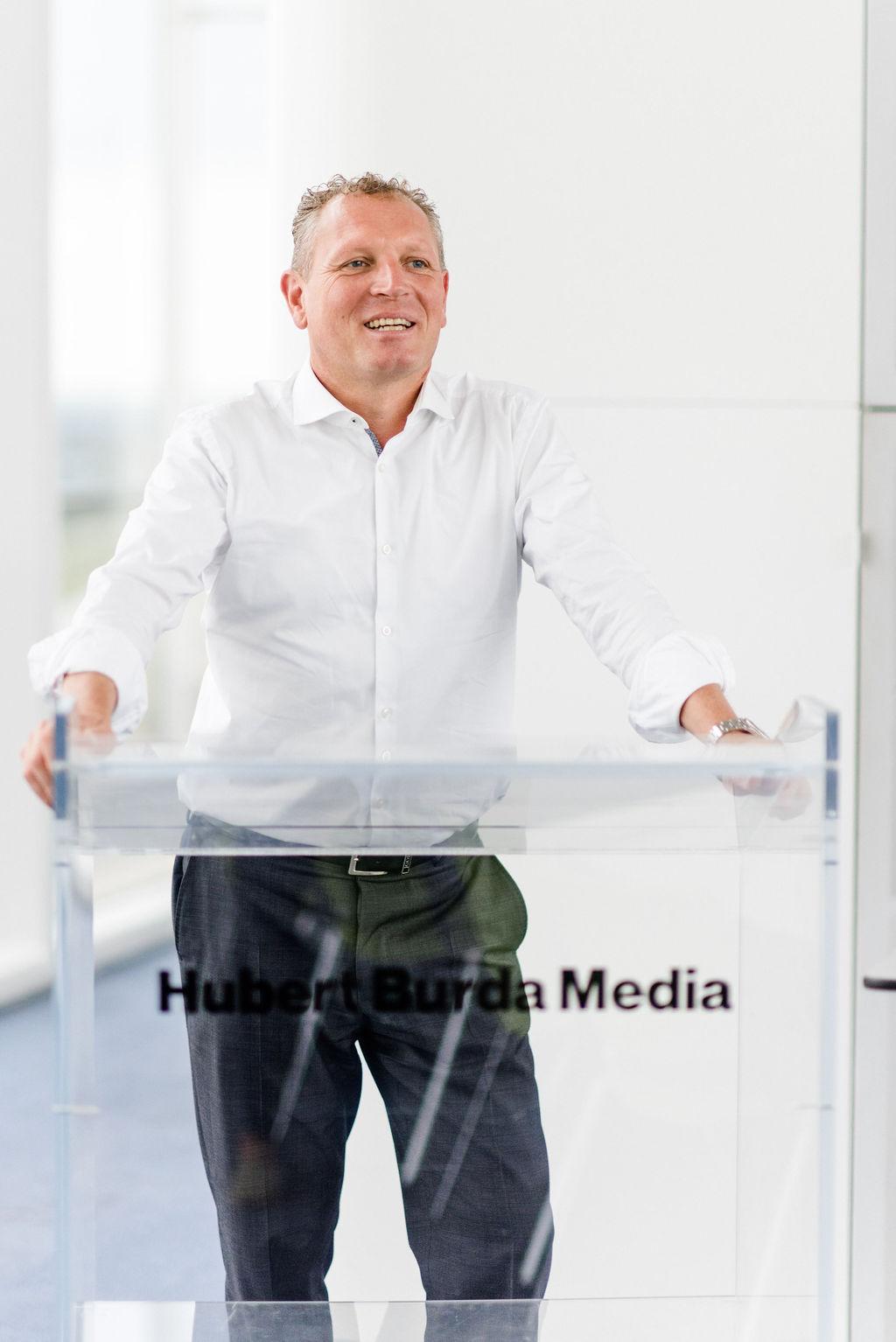 Rede des Geschäftsführers