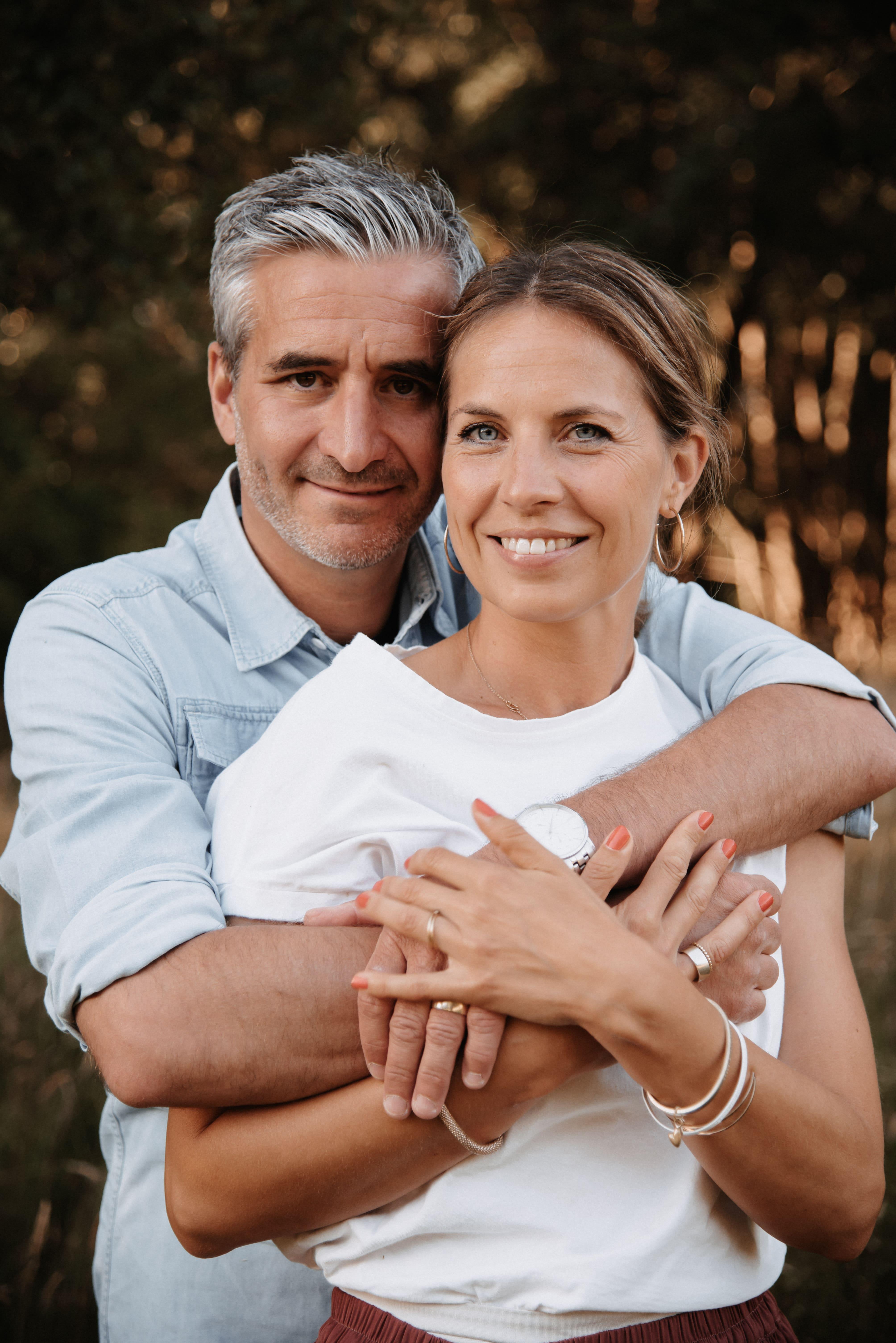 Ehepaar Fotoshooting