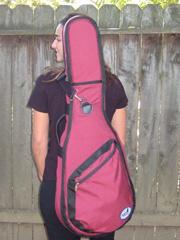 Softshell case - backpack