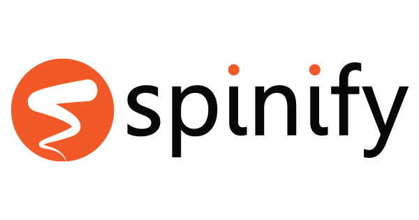 spinify logo