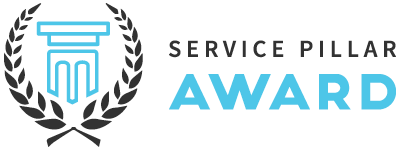 Service Pillar Award Logo