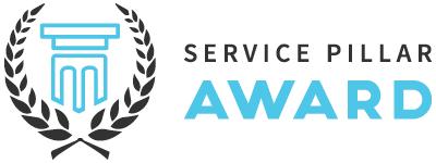 Service Pillar Award Logo