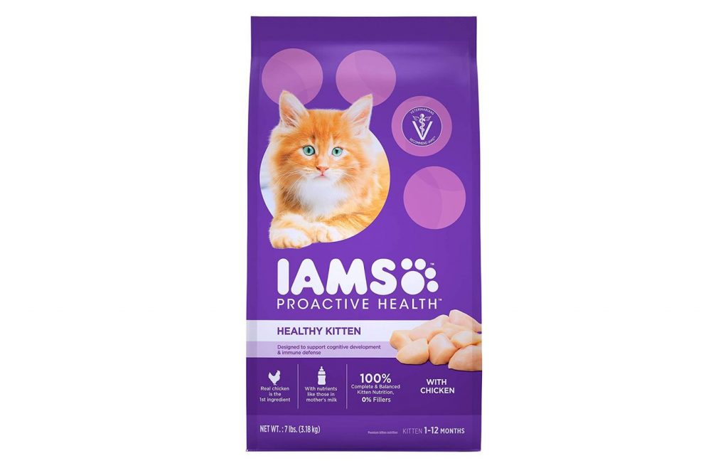 Iams Proactive Health Kitten Dry Food
