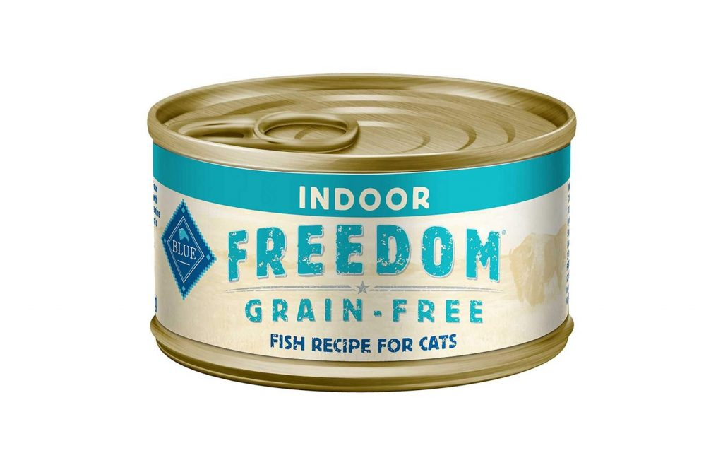 Blue Freedom Grain Free Cat Food