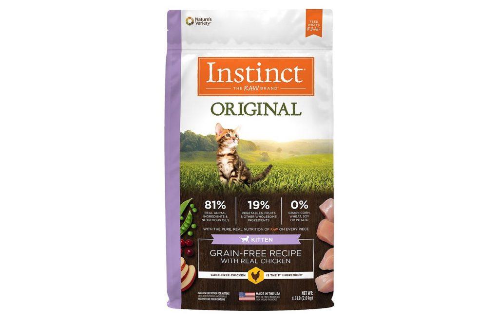 Instinct by Nature's Variety Original Kitten Dry Cat Food
