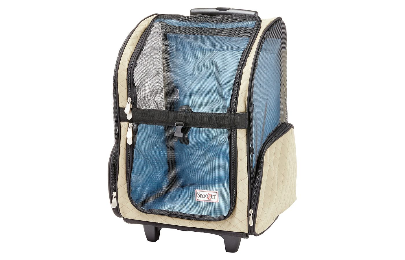 Snoozer Pet Products Roll Around Cat Carrier